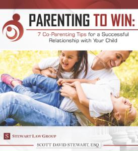 parenting to win divorce handboook